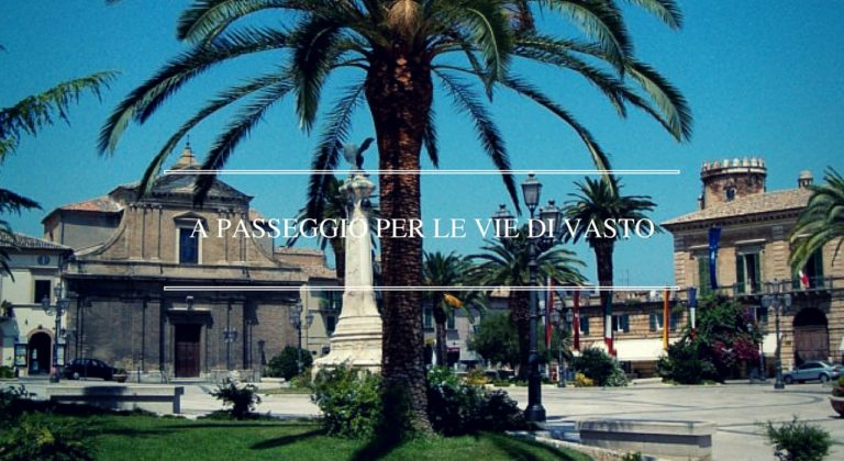 Itinerario Vasto