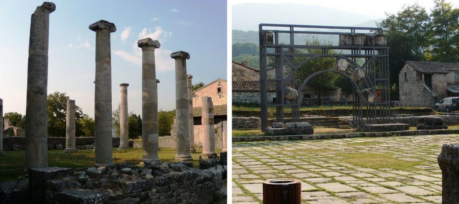 Sito archeologico Sepino