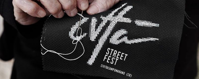 In Molise il festival di street art per salvare lo spopolamento