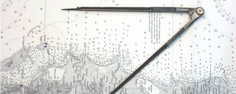 Il carteggio nautico, cos'è e come si usa