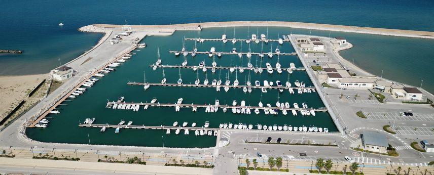 Acquista il tuo posto barca a Marina Sveva!