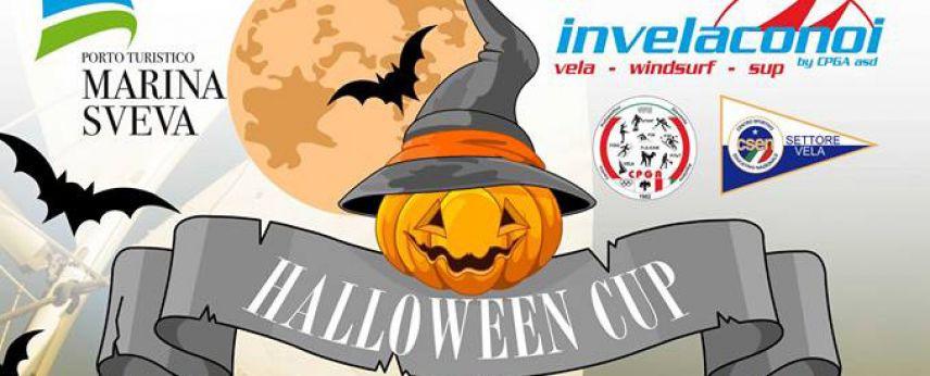 A Marina Sveva vele spiegate per la festa di halloween!