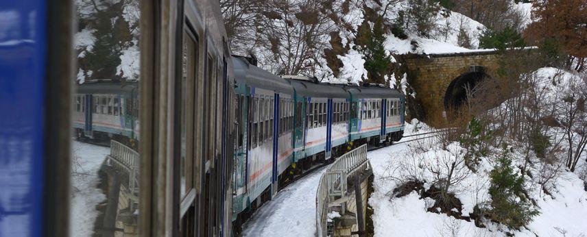 Transiberiana d'Italia: in treno tra le bellezze di Abruzzo e Molise
