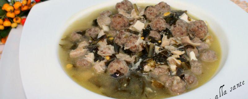Una deliziosa ricetta di Natale della tradizione molisana: zuppa alla santé